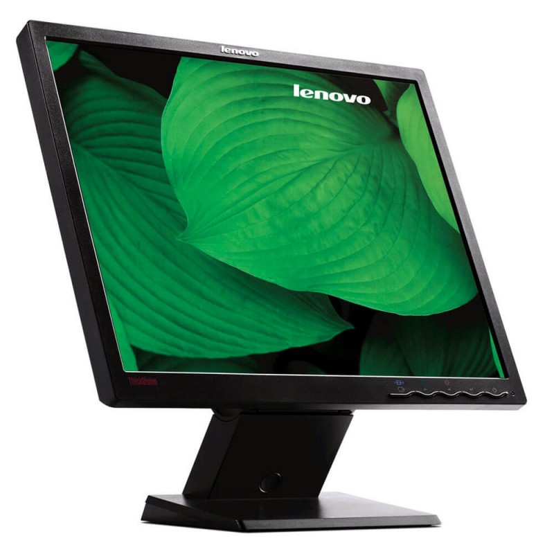 Monitoare LCD Refurbished Lenovo ThinkVision L1900pA, 19 inch