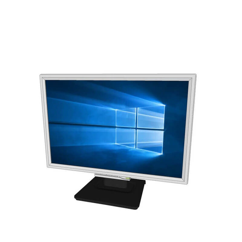 Monitor LCD Refurbished Acer AL1916w, 19 inch Widescreen, Picior Adaptat