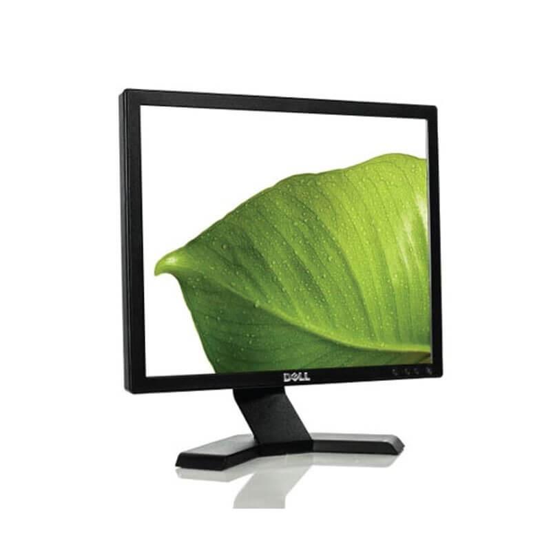 Monitor LCD Dell E170SB, 17 inci