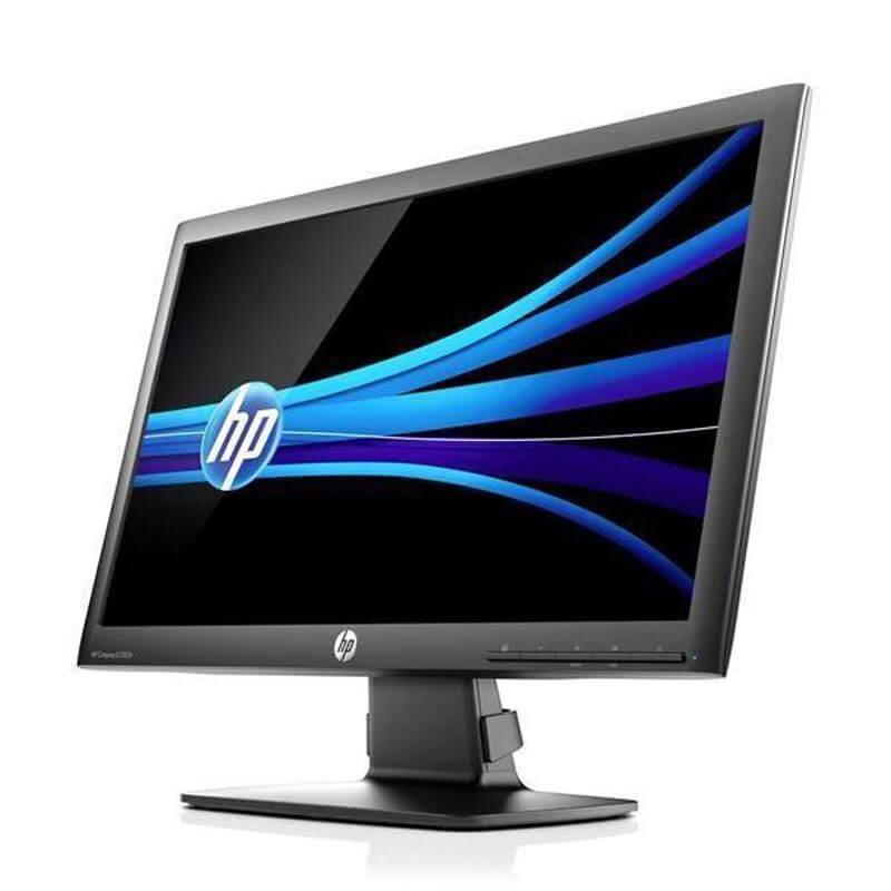 Monitor LED HP ProDisplay P201, 20 inci Widescreen