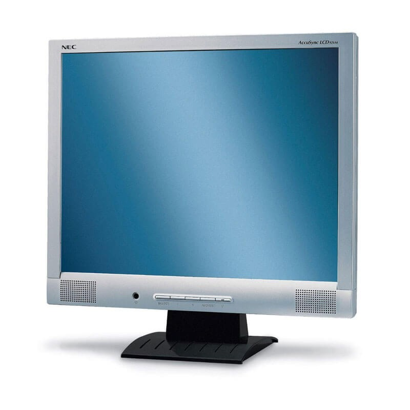 Monitor Refurbished LCD NEC AccuSync 92VM, 19 inch