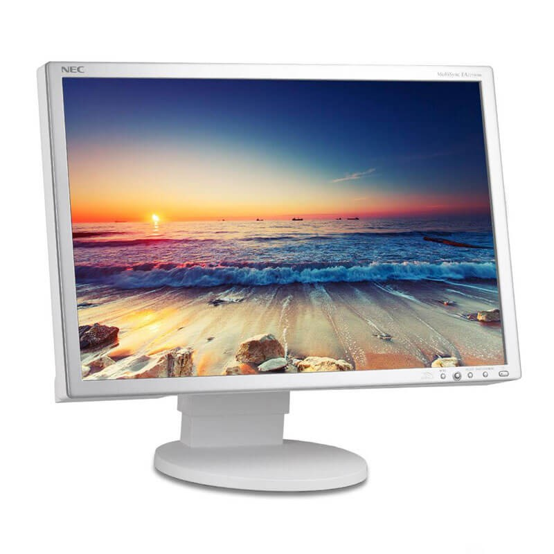 Monitor Refurbished LCD NEC MultiSync EA221WMe