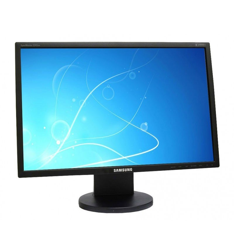 Monitor Refurbished LCD Samsung SyncMaster 2243BW, 22 inch, Wide