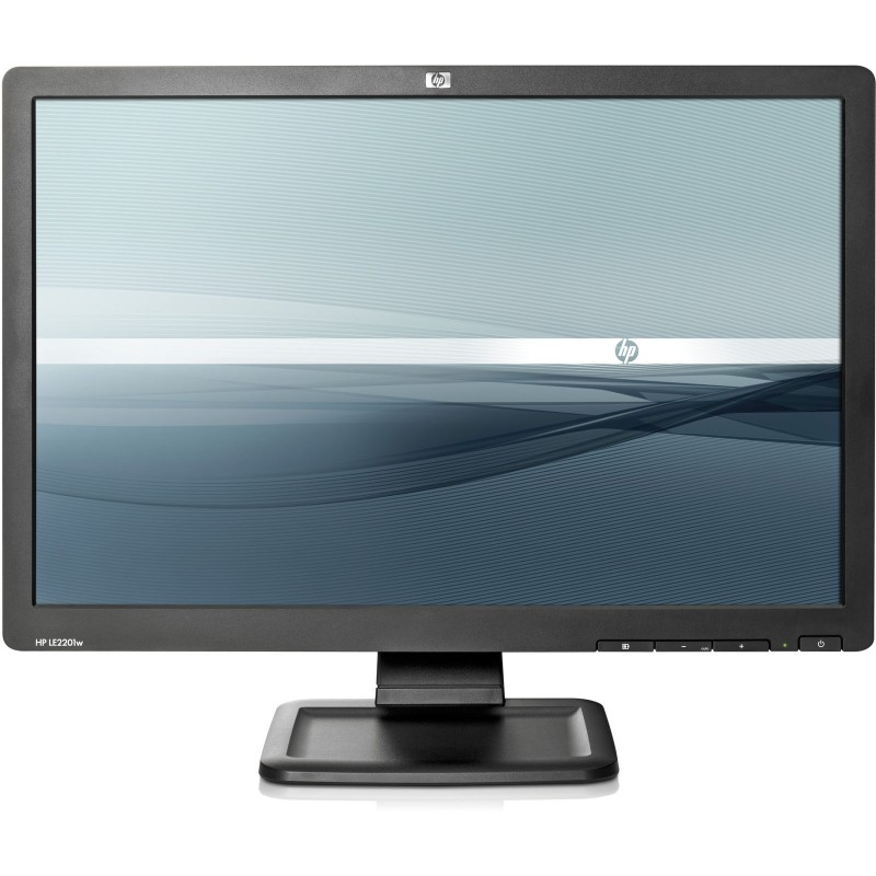 Monitor Refurbished LCD TFT HP LE2201W 22 Inch Widescreen