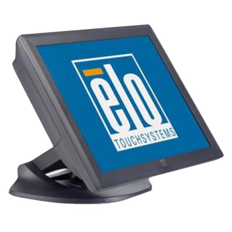 Monitor Refurbished Touchscreen ELO 1729L, 17 inch, USB, Negru