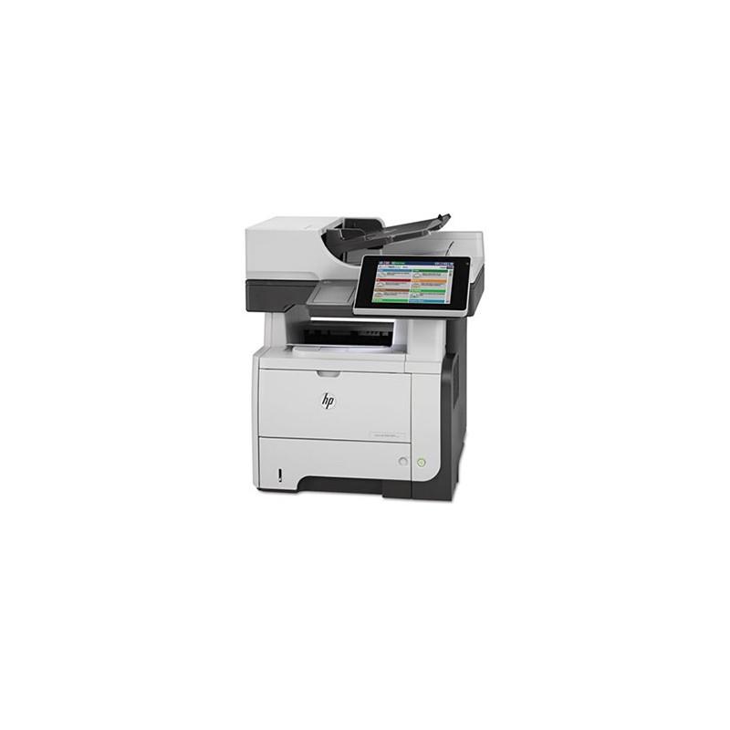 Multifunctionala second hand HP LaserJet Enterprise 500 MFP M525dn, Toner Full