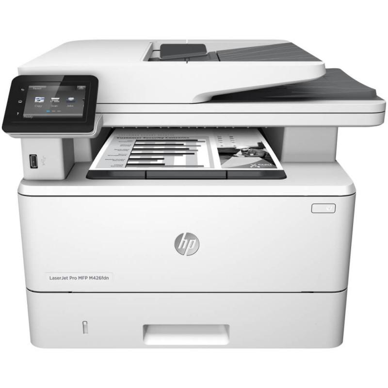 Multifunctionala SH HP LaserJet Pro MFP M426fdn, Toner Full