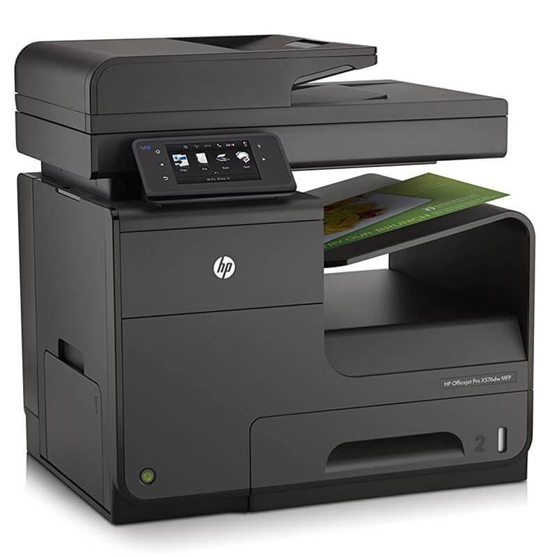 Multifunctionala SH InkJet Color HP Officejet Pro X476dw, Wireless