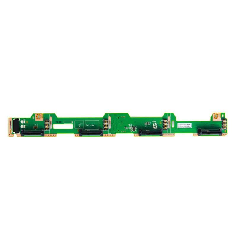 Placa Conectare 4 x Hard Disk SAS/SATA HP ProLiant DL380 G9, 729824-001