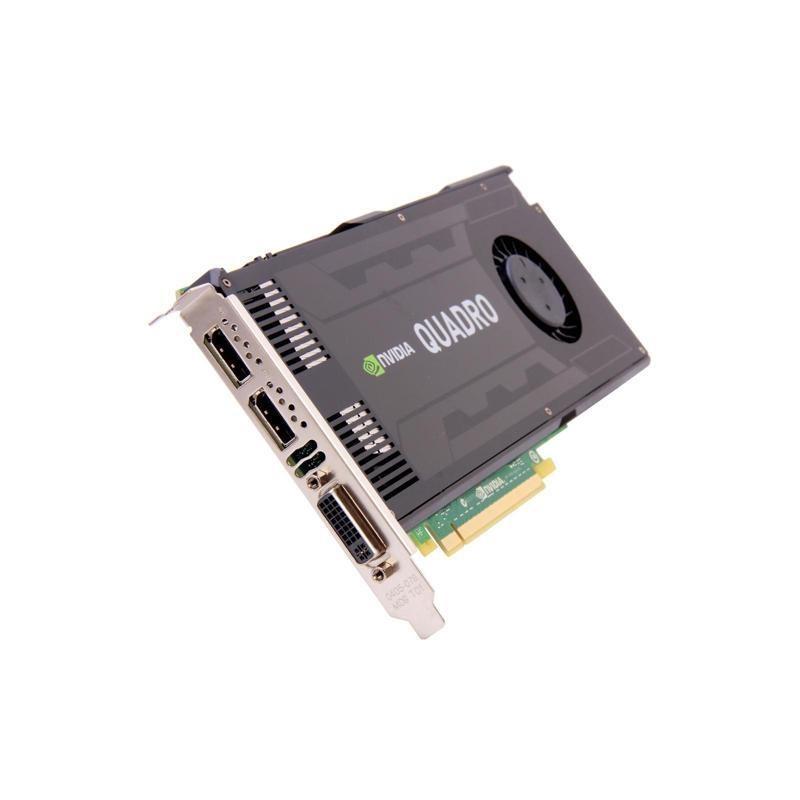 Placi video SH NVidia Quadro K4000, 3GB GDDR5 192-bit