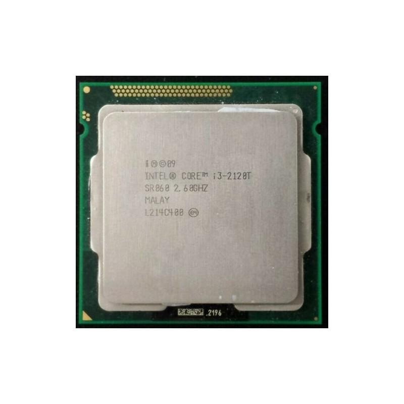 Procesoare Refurbished Intel Dual Core i3-2120T Generatia 2, 2.60 GHz