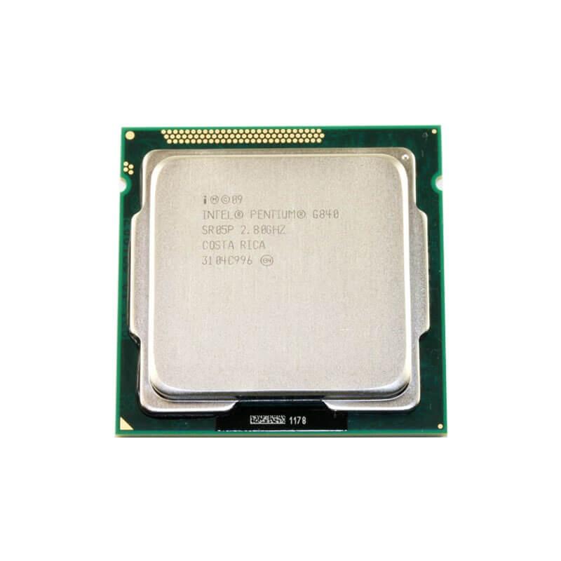 Procesoare Refurbished Intel Pentium Dual Core G840, 2.80GHz, 3Mb Cache