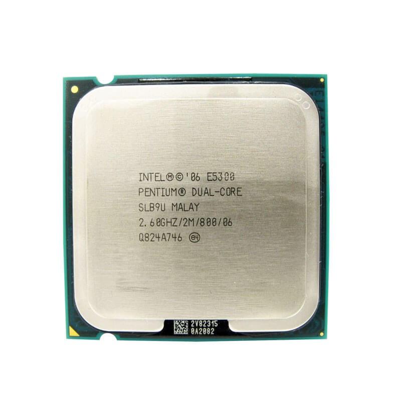 Procesoare Refurbished Intel Pentium E5300, 2.60GHz, 2Mb Cache