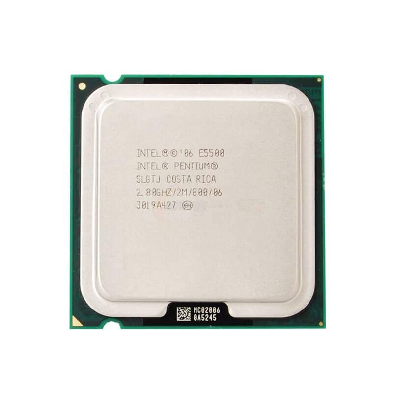 Procesoare Refurbished Intel Pentium E5500, 2.80GHz, 2Mb Cache