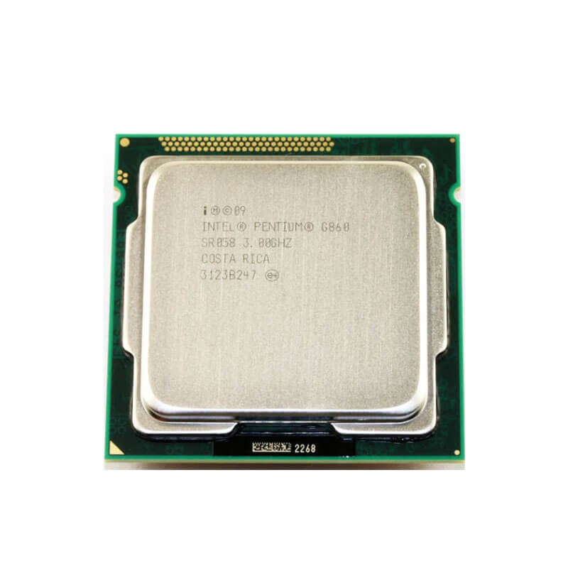 Procesoare Refurbished Intel Pentium G860, 3.00GHz, 3Mb Cache