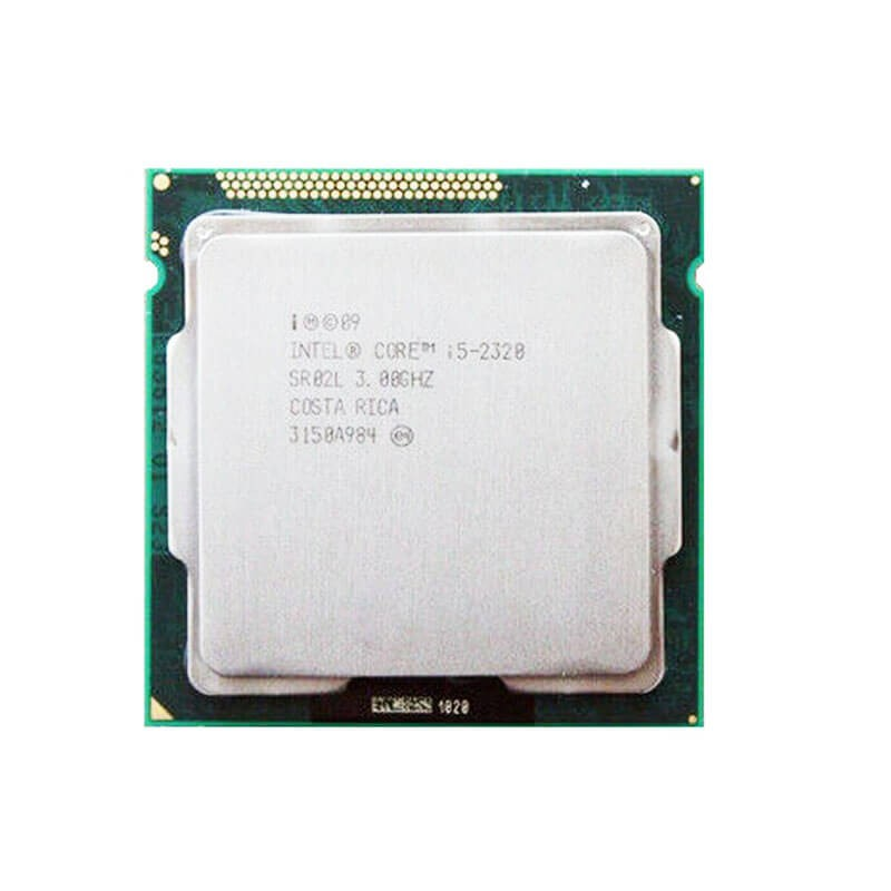 Procesoare Refurbished Intel Quad Core i5-2320, 3.00GHz, 6Mb Cache