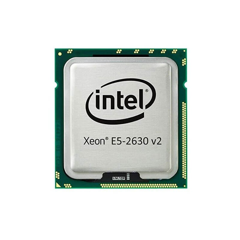 Procesoare Refurbished Intel Xeon Hexa Core E5-2630 v2, 2.60GHz, 15Mb Cache