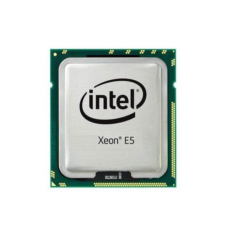 Procesoare Refurbished Intel Xeon Quad Core E5-2609, 2.40GHz, 10Mb Cache