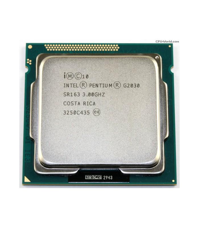 Procesoare SH Intel Pentium G2030, Dual Core 3GHz