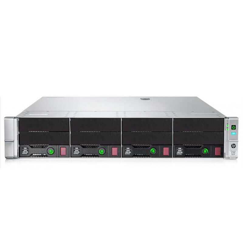 Server Refurbished HP ProLiant DL380 G9, 2 x E5-2670 v3 12-Core - configureaza pentru comanda