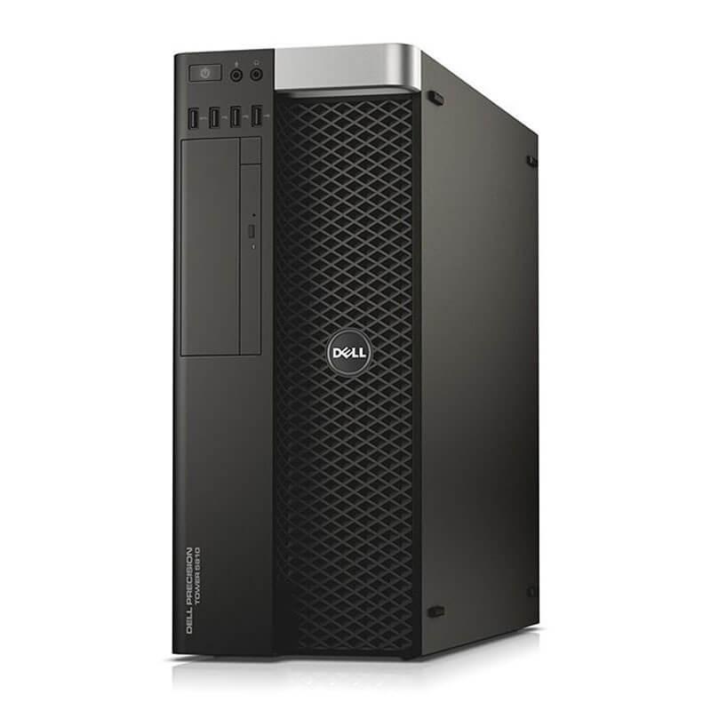 Statie grafica second hand Dell Precision 5810 MT, Xeon E5-2680 v3 12-Core, Quadro M4000 8GB