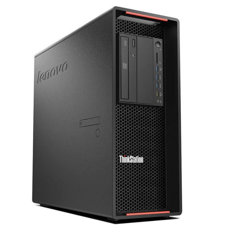 Statie grafica second hand Lenovo ThinkStation P500, Xeon E5-1630 v3, SSD, GeForce GT 240 1GB