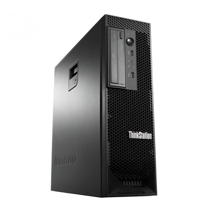 Statie grafica SH Lenovo ThinkStation C30, 2 x Xeon E5-2620, Quadro K2200