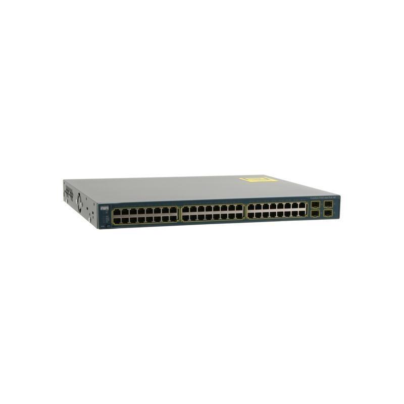 Switch SH Cisco Catalyst WS-C3560-48PS-S