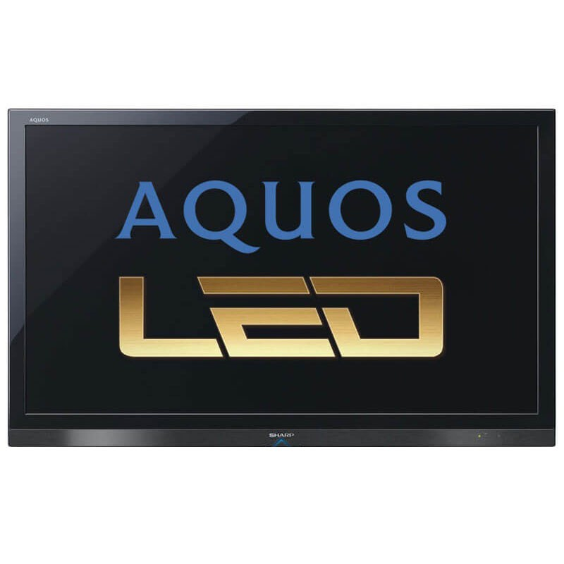Televizor LED Refurbished Sharp AQUOS LC-52LE705E 132.1 cm (52